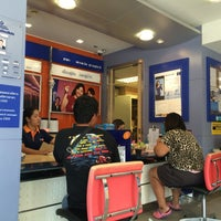 Photo taken at Bangkok Bank by Elya K. on 1/23/2015