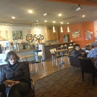 Photo taken at SoZo Coffeehouse by Michael P. on 2/23/2013