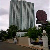 Photo taken at Hotel Mulia Senayan by BangFais e. on 12/31/2012