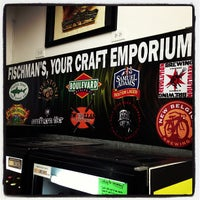 Photo taken at Fischman Liquors & Tavern by Fischman Liquors & Tavern on 7/31/2013