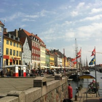 Photo taken at Kongens Nytorv St. (Metro) by Ashley B. on 5/6/2013