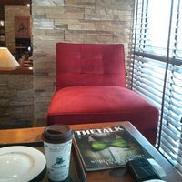 Photo taken at Caribou Coffee by Amir A. on 4/24/2013
