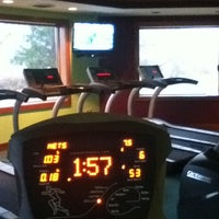 Photo taken at Deer Valley Racquet & Fitness Club by Craig C. on 3/18/2013