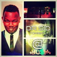 Photo taken at Hush by IamDrSID on 9/28/2012