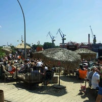 Photo taken at StrandPauli by Miss D on 6/8/2013