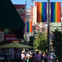 Photo taken at The Castro by David H. on 6/25/2016