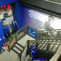 Photo taken at Everton Two Official Club Store by David H. on 12/10/2015