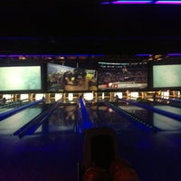 Photo taken at 10Pin Bowling Lounge by Michael P. on 9/2/2013