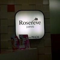 Foto diambil di Rosereve Japan by Esthetic Melrose oleh dindindince pada 9/15/2013