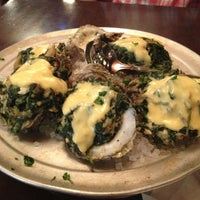 Photo taken at Pappadeaux Seafood Kitchen by Annalisa on 4/6/2013