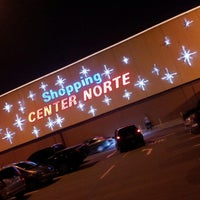 Photo taken at Shopping Center Norte by Vivis V. on 12/28/2012