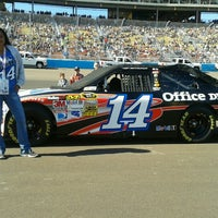 Photo taken at Phoenix International Raceway by Sandra Joylyn S. on 11/11/2012
