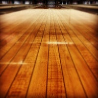 Photo taken at Diversey River Bowl by Ben S. on 12/2/2012