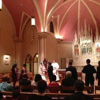 Photo taken at St. Mary Cathedral by Ben S. on 11/11/2012