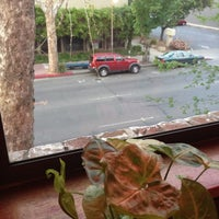 Photo taken at Broadway Heights California Cuisine by Nick S. on 4/11/2013