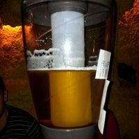 Photo taken at La Caverna Del Mastro Birraio by Alessio B. on 4/28/2012