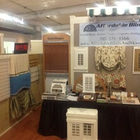 Photo taken at Home Show Galleria by Jeffrey B. on 4/7/2012
