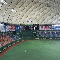 Photo taken at Tokyo Dome by Kazuya S. on 7/14/2013