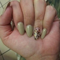 Photo taken at Nails L'mour by Shantel W. on 8/16/2013