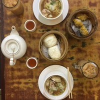 Photo taken at Ying Ying Tea House by JM A. on 10/19/2016