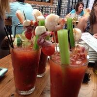Photo taken at Café Ba-Ba-Reeba! by Rachel on 7/20/2013