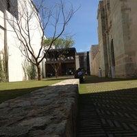 Photo taken at Centro Cultural San Pablo by La comilona d. on 7/1/2013
