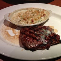 Photo taken at J. Alexander's Steakhouse by Matthew on 12/3/2012