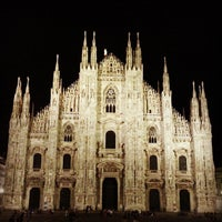 Photo taken at Milan Cathedral by Francesco S. on 6/15/2013