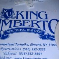 King Umberto Italian Restaurant