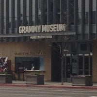 Photo taken at The GRAMMY Museum by Samira Q. on 2/7/2013