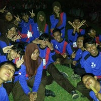 Photo taken at SMA Negeri 2 Kediri by Zenita Nadea T. on 5/5/2013