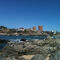Photo taken at Isla Negra by Camila on 12/25/2012