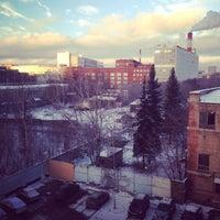Photo taken at 5-я Кабельная улица by Yulia S. on 11/27/2013