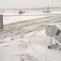 Photo taken at Terminal A by Arschi on 1/21/2013