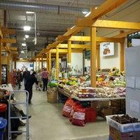 Photo taken at Kingsland Farmers Market by Colin J. on 2/23/2013