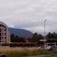 Photo taken at Autobuska stanica by Bo J. on 6/26/2013