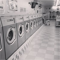 Photo taken at Wash Up Laundromat by Kimberly F. on 5/25/2013