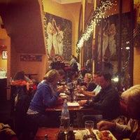 Photo taken at È Tutto Qua! by Genevieve B. on 9/24/2012