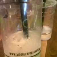 Photo taken at Moonleaf Tea Shop by Christian C. on 10/6/2012