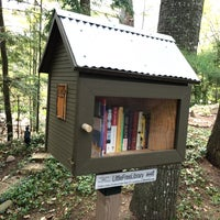 Photo taken at Balsam Circle Little Free Library, Spider Lake by Steven H. on 5/14/2015