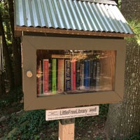 Photo taken at Balsam Circle Little Free Library, Spider Lake by Steven H. on 8/23/2016