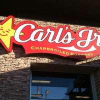 Photo taken at Carl's Jr. by Rodolfo E. on 1/22/2013