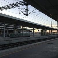 Photo taken at Estación de Albacete-Los Llanos by M. Soledad G. on 11/22/2012