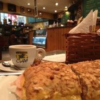 Photo taken at Armazém do Café by Aline G. on 3/21/2013