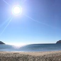 Photo taken at Spiaggia di Lacona by Markus S. on 10/27/2016