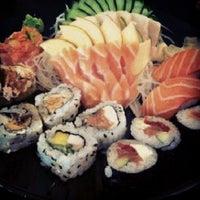 Photo taken at Niwa Sushi by Debora O. on 10/29/2012