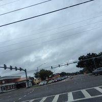 Photo taken at Tampa Rd & Forest Lakes Blvd by Jan B. on 11/26/2014