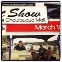 Photo taken at Chautauqua Mall by Chautauqua Mall on 3/13/2013