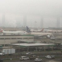 Photo taken at JFK AirTrain - Federal Circle Station by Don R. on 10/3/2012