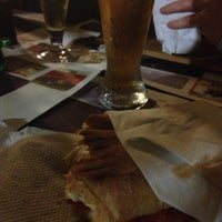 Photo taken at Anselmo Pub by Diego C. on 6/14/2013